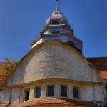 Ridicat intre anii 1909 - 1910 de catre comunitatea orasaneasca Rădăuţi