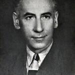 Prof. ERAST VIFOREANU (1913-1992). Dir. EUDOXIU HURMUZACHI