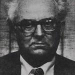 Prof. Univ. Dr. DIMITRIE VATAMANIUC 1920. Academician
