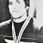 STEFAN RUSU 1956. Campion Olimpic si Mondial la lupte greco-romane