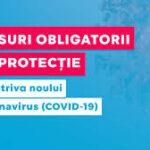 Hotararea nr. 8 din data de 23.10.2020 pentru stabilirea unor masuri obligatorii  de preventie a raspandirii riscului epidemiologic generat de virusul SARV COV 2 pe teritoriul municipiului Radauti